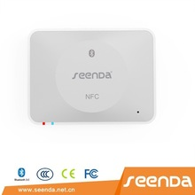 Patent NFC Audio Bluetooth Receiver 3.5mm Jack for Home Speaker