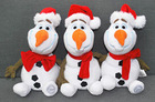 stock XMAS Frozen Movie Olaf Snowman Fashion Stuffed Plush Soft Toy Doll