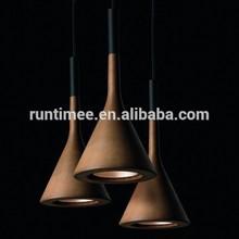 Agradable de diseño moderno kevin reilly altar colgante de la lámpara de luz