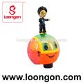 الموسيقى الكهربائية loongon الطفل كهربائية لعبة الكرة