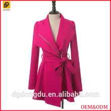 Latest new design winter coat women fashion winter cape coat