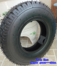 2014 new product Tubeless Motorcycle tyre 4.00-8