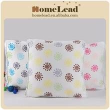 100% cotton latest design wholesale cushion covers