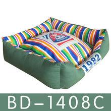 wholesale cute elegant lightweight waterproof dog bed fabric
