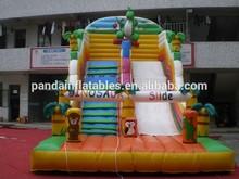 giant inflatable water slide/big inflatable water slide