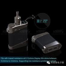 Wholesale Wax Vaporizer Pen Kamry 200 Watt Mechanical Mod Kecig