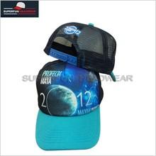 factory made wholesale plastic sun visor cap