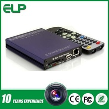 h.264 sckool bus 4ch sd card mobile dvr with GPS/ WIFI (ELP-MDR504S)
