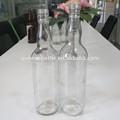 70cl 75cl alcohol licor de botellas de vidrio con la misma forma