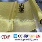 Brass Wire Mesh / Brass Woven Fabric / Brass Woven Cloth