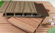 Outdoor Engineered Flooring Type WPC, Decorative Wood Plastic Composite