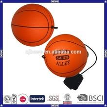 wholesale bulk custom pu stress ball/ pu basketball