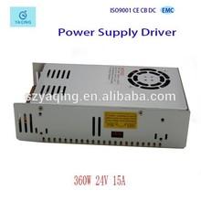 AC 110V/220V DC 12V 25A 300W Switching Power Supply Driver