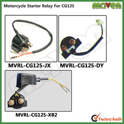 12V Motorcycle Starter Relay CG125 Motorbike Engine Electrical Spare Parts