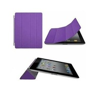 For iPad Air 2 for iPad 6 Ultra Slim Magnetic Smart leather Cover Sleep wake---Laudtec
