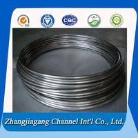 oval aluminum tube/aluminum pipe 6065 t5 t6/aluminum tube coil