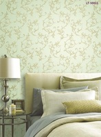 paper base pvc wallpaper-Tranquility for official decoration