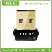 EDUP EP-N8508GS 150Mbps Wireless USB Lan Adapter Wifi Dongle USB Wireless