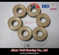 698 PEEK material with seal ball bearing