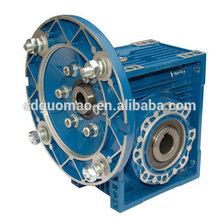 Worm Gearing Arrangement Aluminum Worm Gear box Aluminum Reducer Worm Reducer