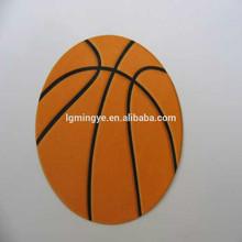 basketball shape refrigerator door magnets