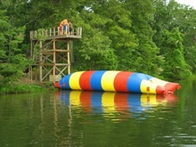 Good quality amazing water blob ,water blob jump ,inflatable water catapult blob