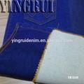 de algodón rayón spandex poly punto tejido de tela de mezclilla
