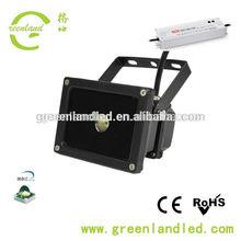 CE,RoHS High Power 10W cob led square light\led miner light\ led tunnel light