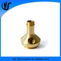 Precisión de torneado cnc partes, de acero se volvió parte, médico piezas de precisión