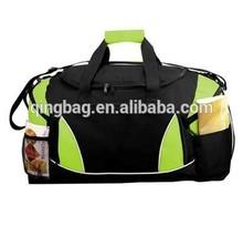 custom nylon sports duffle bag