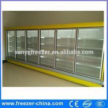 supermarket uprightair blast freezer