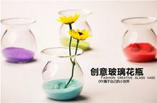 Small murano art antique fenton glass vases