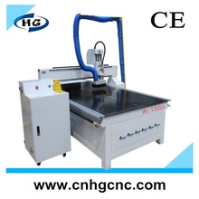 HOT SALE !!!HG-1325 wood cnc router with dust dust