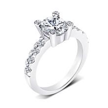 1,5 carati di diamanti anello di fidanzamento