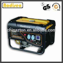2000W-7000W low rpm generator alternator Aodisen ZT2500S dc generator low rpm CE approved, super quiet generator