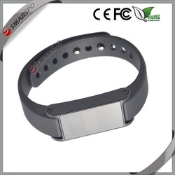 Upload and share your sport and sleep data with friends Wristband Pedometer Smart Bracelet LED watches