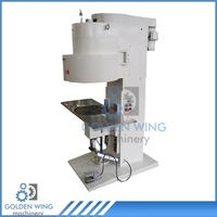 GT4A28 Manual High Quality Paint Tin Can Cap Sealing Machine/ Closing Machine for Tin Can Production Line