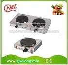 Hot Selling 110v electric range with CE (KL-sp0203)
