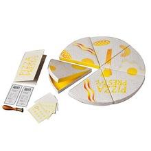 Corrugated personalized boxes round carton pizza box