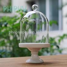 Borosilicate glass dome set