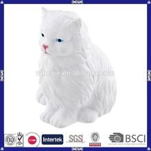 China manufacture kids gift pu foam toy/ pu cat