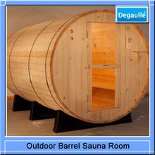 Outdoor Sauna Steam Room ,Hot Sales Luxury Outdoor Sauna Steam Room