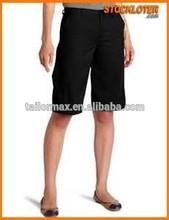 China overstock Junior Girls Shorts Bermuda Shorts Overstock 141106h