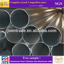 Saldato ad alta frequenza tubo di alluminio peril radiatore&interregionale- dispositivo di raffreddamento profilo tubo di alluminio anodizzato