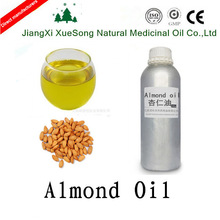 Hot Sale Natural Almond Essential Oil Used As Base Oil In Essential Oil