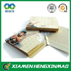 China online shopping dvd cd vcd packaging ;cute cd case