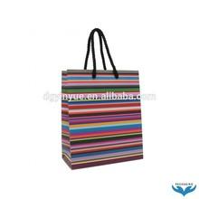 Foldable cheap paper shopping bag, paper bag shopping