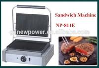 electric Sandwich press Panini Grill/ sandwich machine