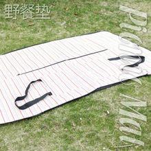 2014 hot sale picnic mat/camping mat/picnic blanket/portable bag while folded