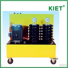 PLC synchronous lift system automatic control lifting system